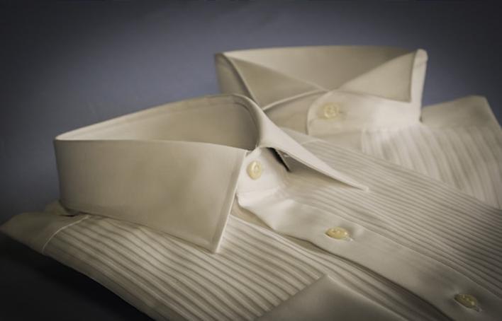 tessuti speciali per camicie da cerimonia